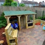 Nature Outdoors Potting Shed