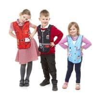 Occupational Tabards Set of 6