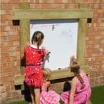 Outdoor Whiteboard Wall Panel