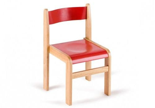 Pack of 2 Tuf Class Wooden Chair Red S2,classroom chairs,school chairs,wooden classroom chairs,heavy duty classroom chairs