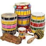 Percussion Workshop Indian percussion pack