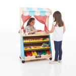 Play Shop & Theatre (2 in 1)