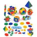 Polydron School Set of 806 Pieces