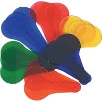 Primary Science Colour Paddles