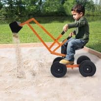 Sand Digger with wheels