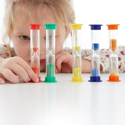 Sand timer Mixed Pack of 5,Sand timer,special needs sand timer,sand timer,autism sand timer,school sand timer,school supplies sand timers,asd sand timers,behaviour sand timers