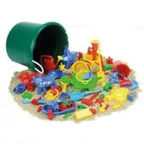 Sand & Water Play Set with Giant Tub