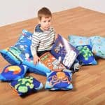 Sea Themed Cushions 7 Pack