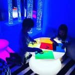 Sensory Mood Light Table