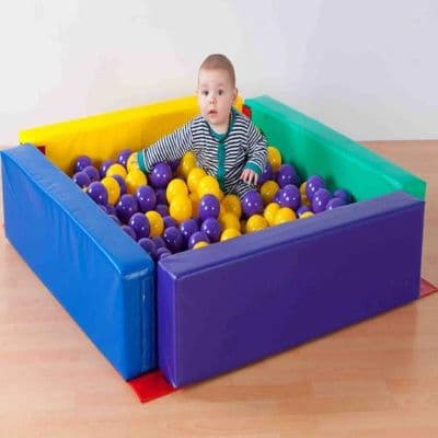 Spaces4Play Toddler Ballpool,Toddler Ball Pool,Ball pit,baby ball pool,ball pit for children,childrens ball pool