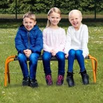 Set of 4 Outdoor Benches