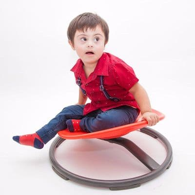 Sit and Spin Dish,Sensory Integration therapy,Sensory Integration toys