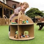 Small World Outdoor Dolls House