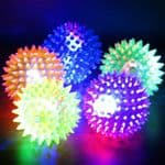 Spikey Light up ball