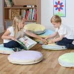 Story Cushions Pastel Colours Pack Of 10