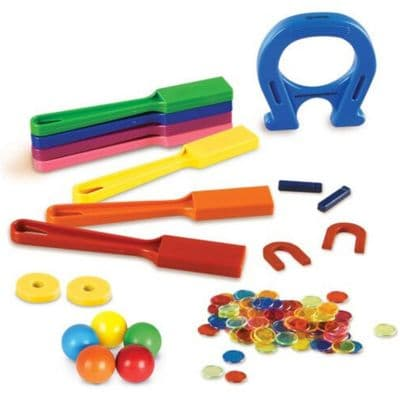 Super Magnet Lab Kit,Magnetic resources,Magnetic classroom resources