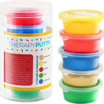 Therapeutic Putty Pack of 5