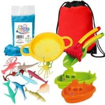 Tuff Tray Play Ideas Kit -Sand and Water