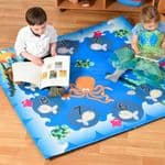 Under the sea Childrens Play Mat