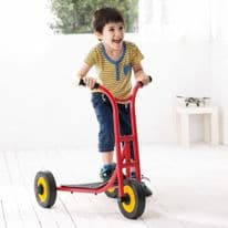 Weplay Childrens Wide Base Scooter