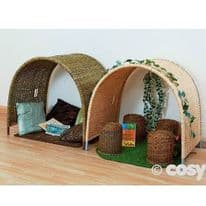 Wicker Arch Medium 2 Pack