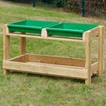 Wooden Tray Activity Centre