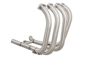 GSX1400 Upgraded Performance Exhaust Downpipes and Collector 4-2