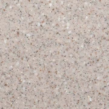 Maia 28mm Solid Surface Worktops - Latte