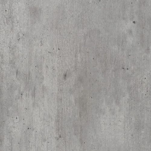 Spectra Custom Made  12mm Solid Laminate - Grey Shuttered Concrete -  Light Grey Core