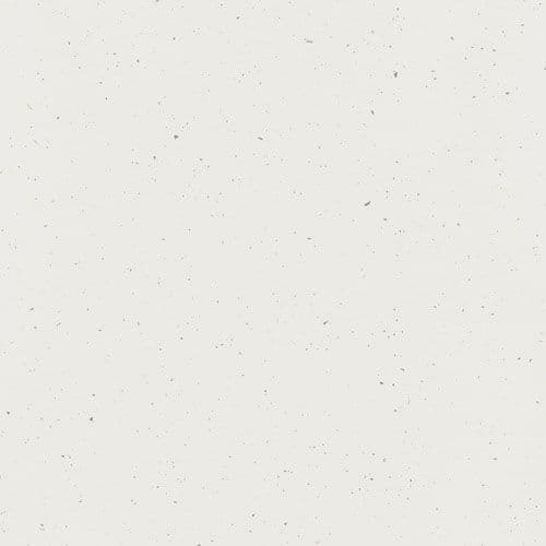 Spectra  Solid Laminate 12mm Worktops Calm White Quartz White Core - Matt