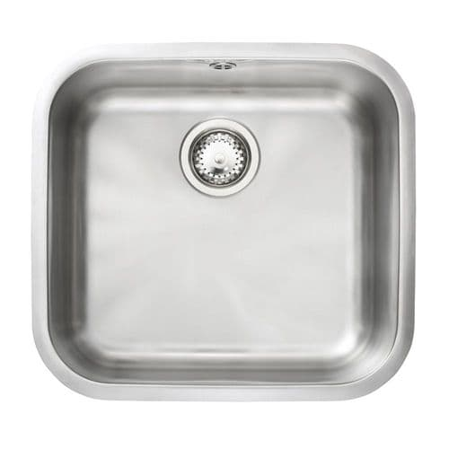 Tuscan Florence  Sink -Stainless Steel - Large Bowl Undermount Sink - TS127